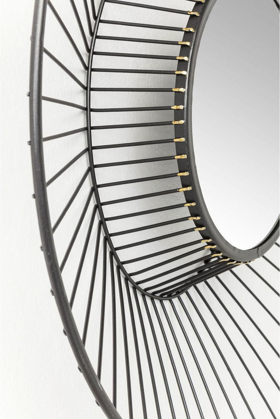 kare design spiegel filo 51cm. Black Bedroom Furniture Sets. Home Design Ideas